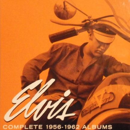 ELVIS PRESLEY Complete 1956-1962 Albums