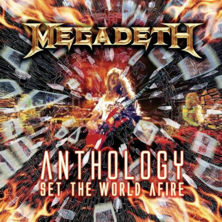 MEGADETH Anthology Set The World Afire