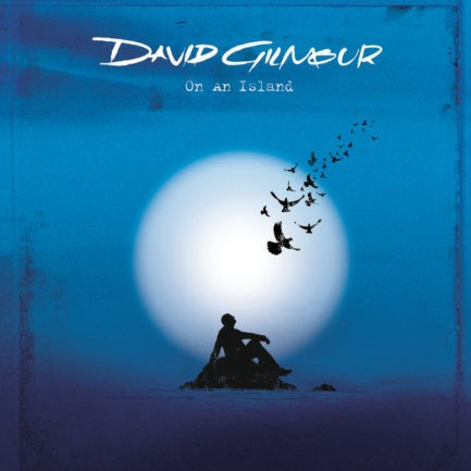 DAVID GILMOUR On An Island