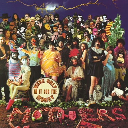 FRANK ZAPPA Were Only In It For The Money
