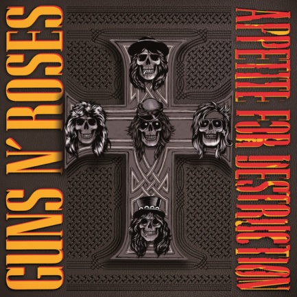 GUNS N ROSES Appetite For Destruction Super Deluxe Edition