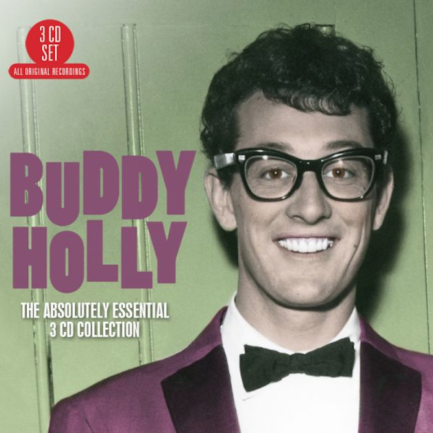 BUDDY HOLLY The Absolutely Essential