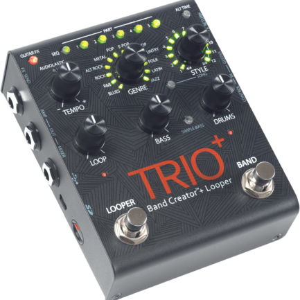 DIGITECH Trio Plus Band Creator