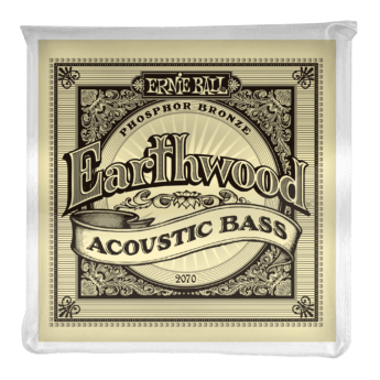 ERNIE BALL Cordes Basses Acoustiques Earthwood Phosphor Bronze 45 95