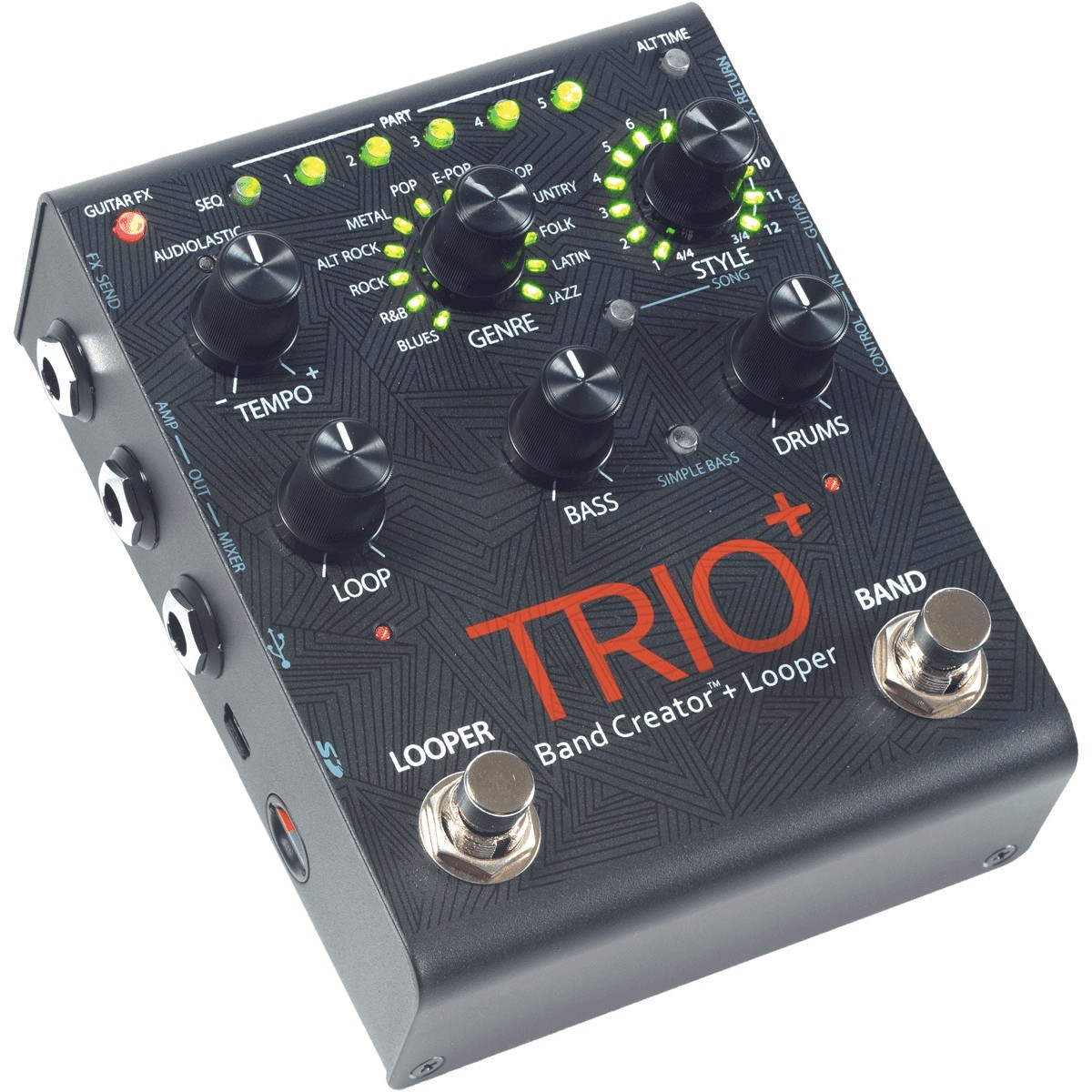 DIGITECH Trio Plus Band Creator