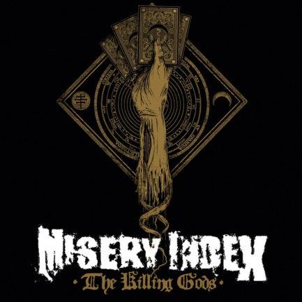 MISERY INDEX The Killing Gods