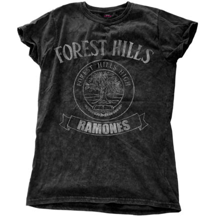 RAMONES Forest Hills Vintage Snow Wash