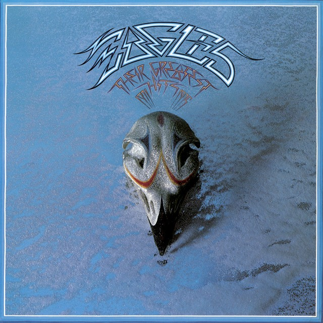 EAGLES Their Greatest Hits 1971 1975
