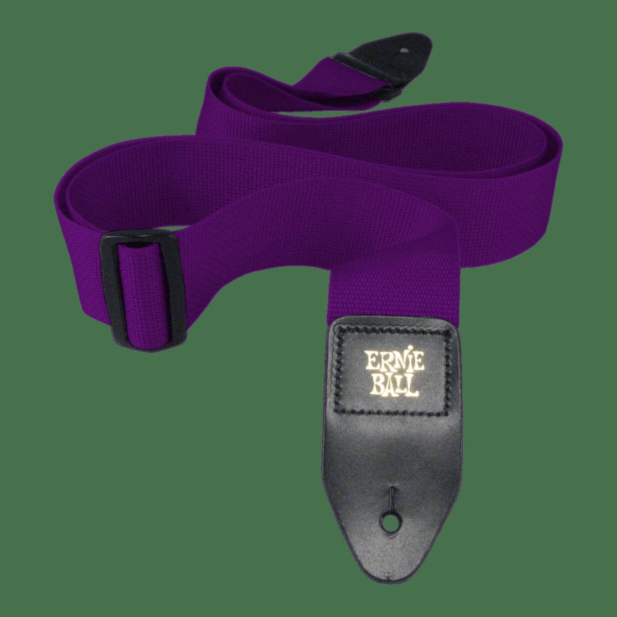 ERNIE BALL Sangle Polypro Violette