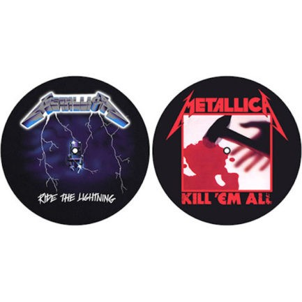 METALLICA Kill Em All Ride The Lightning