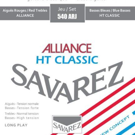 SAVAREZ Cordes Classiques Alliance HT Classic Tension Mixte