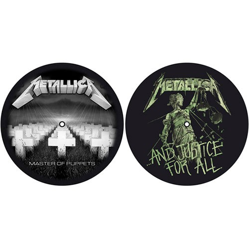 METALLICA Master Of Puppets And Justice For All