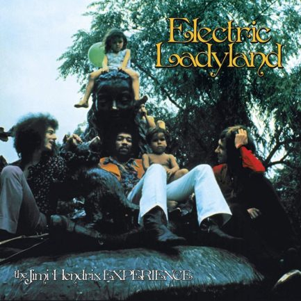 THE JIMI HENDRIX EXPERIENCE Electric Ladyland