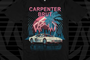 CARPENTER BRUT Carpenter Vice