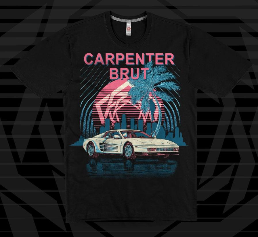 CARPENTER BRUT Carpenter Vice