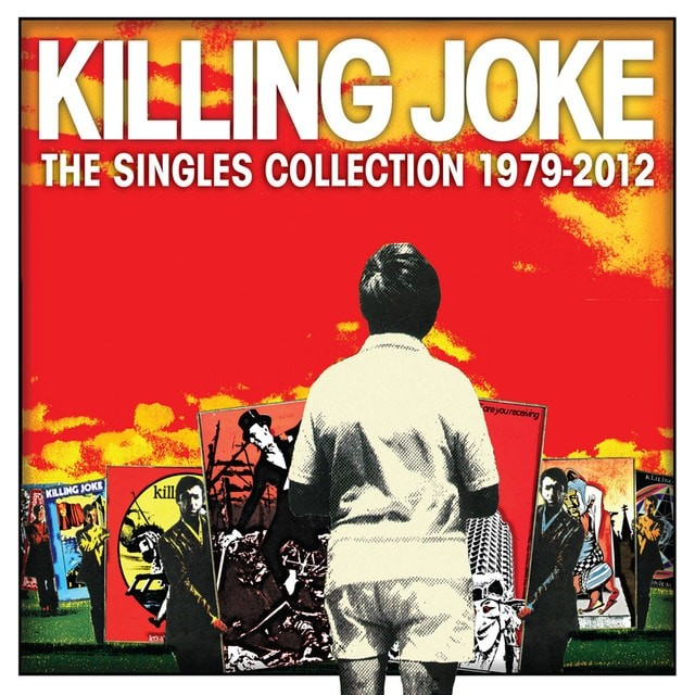 KILLING JOKE The Singles Collection 1979 2012