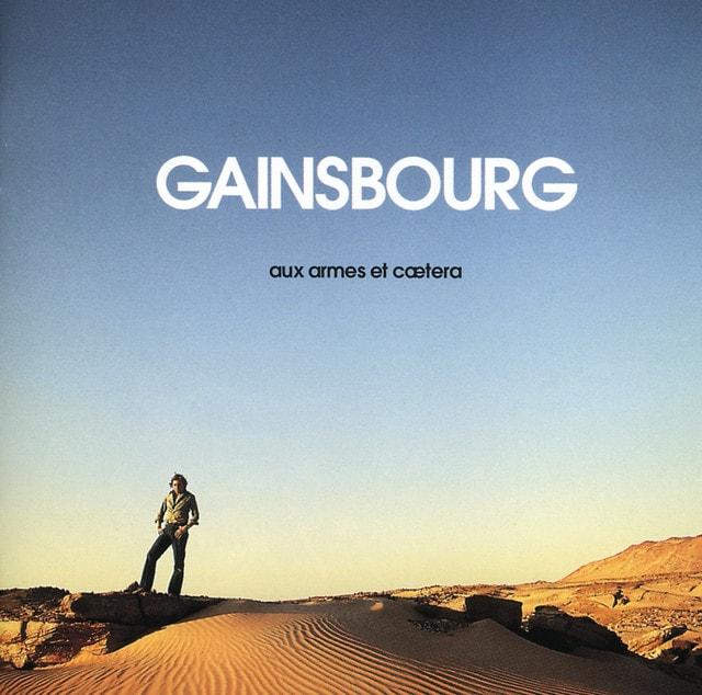 SERGE GAINSBOURG Aux Armes Et Caetera