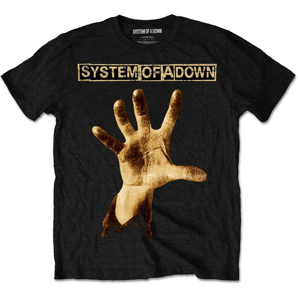 SYSTEM OF A DOWN Hand