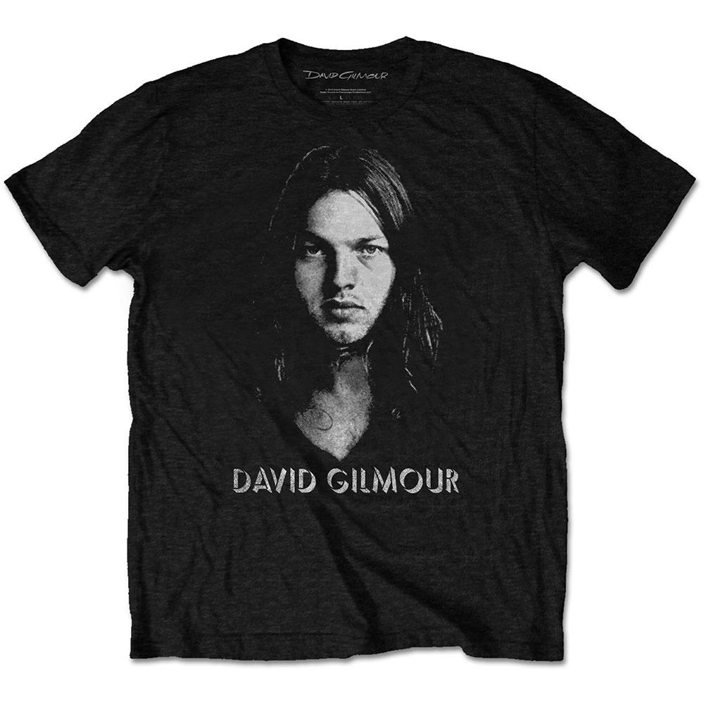 DAVID GILMOUR Half-Tone Face