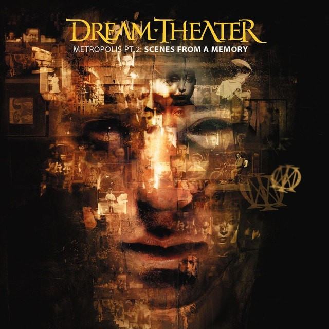 DREAM THEATER Metropolis Pt2 Scenes From A Memory