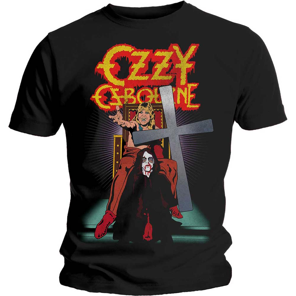OZZY OSBOURNE Speak Of The Devil Vintage