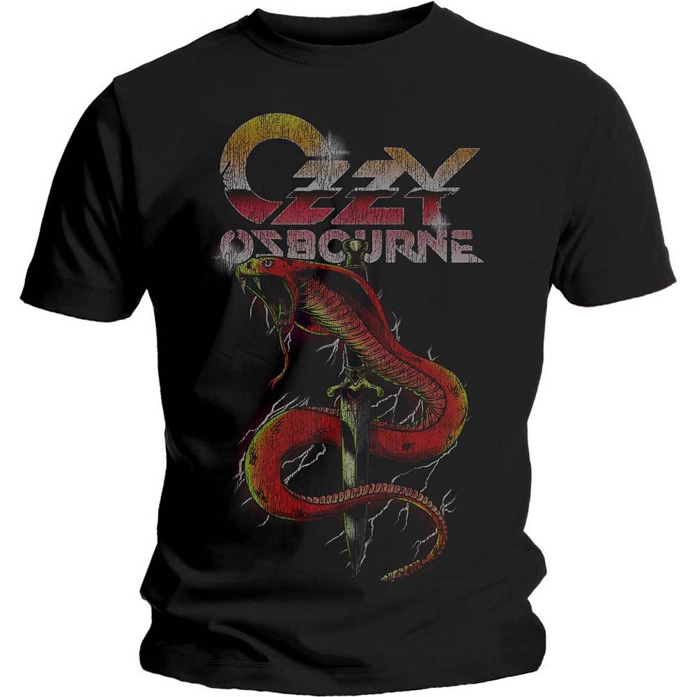OZZY OSBOURNE Vintage Snake