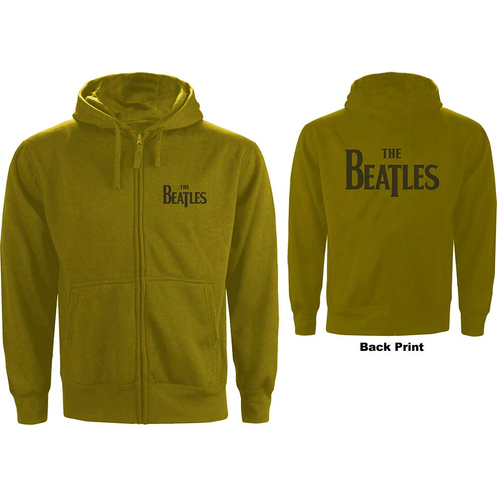 THE BEATLES Drop T Logo