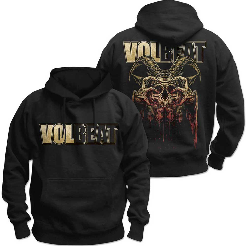 VOLBEAT Bleeding Crown Skull