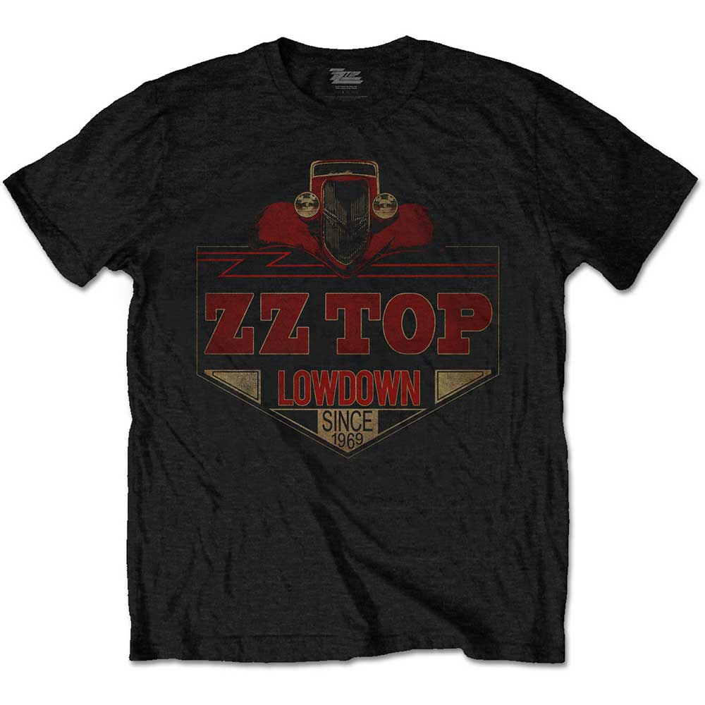ZZ TOP Lowdown