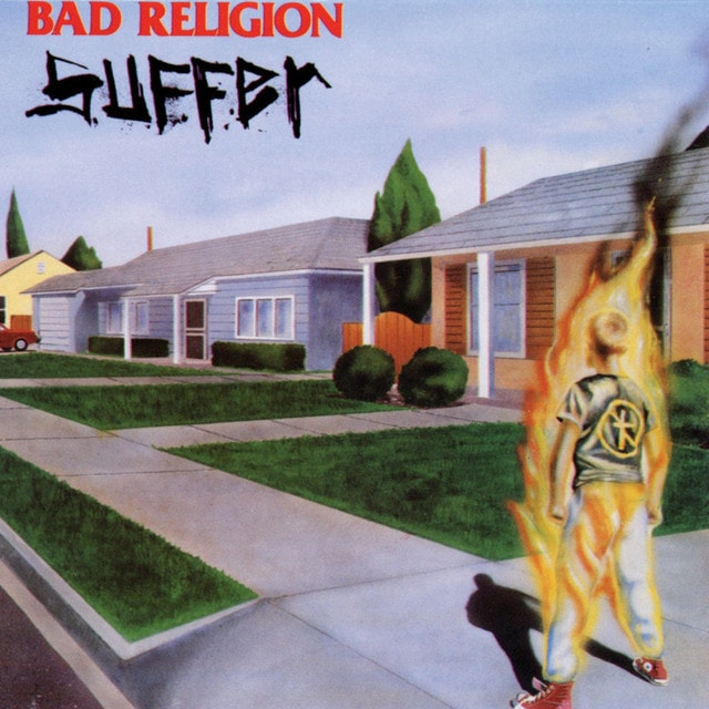 BAD RELIGION Suffer