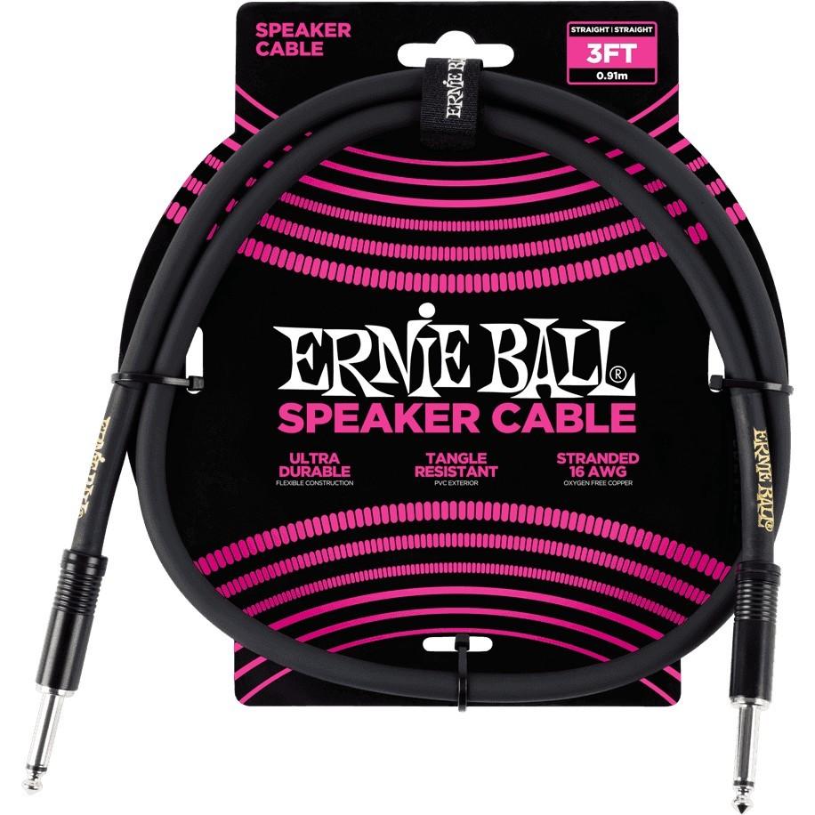 ERNIE BALL Cable Haut-Parleur Classic 0 91 M
