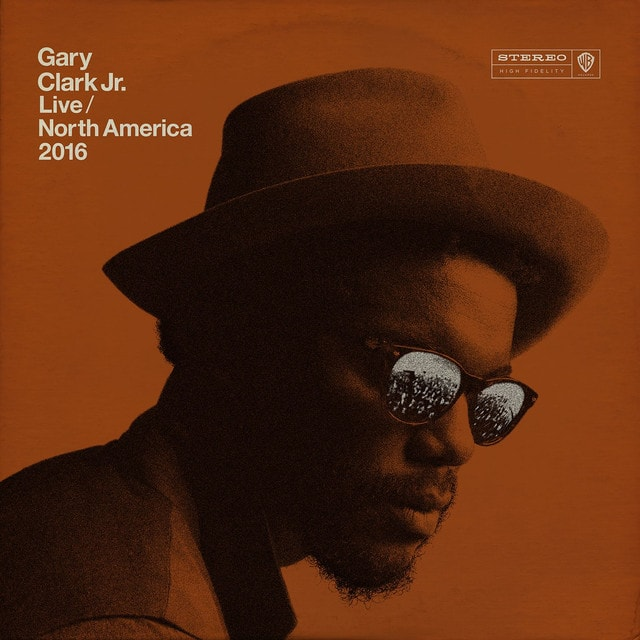 GARY CLARK JR Live North America 2016