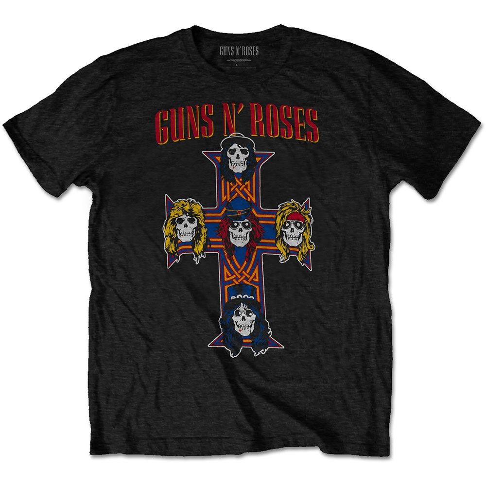 GUNS N' ROSES Vintage Cross