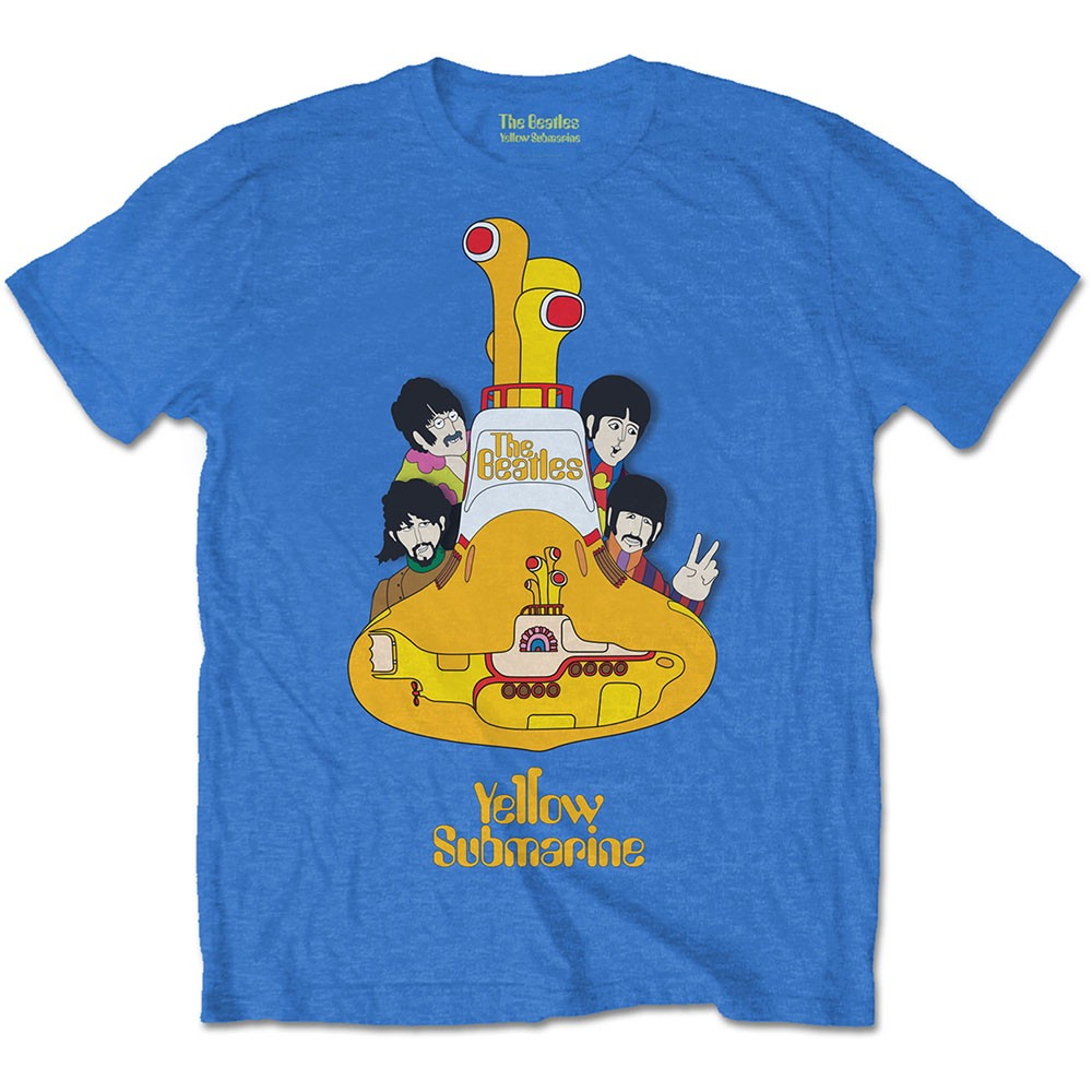 THE BEATLES Yellow Submarine Sub Sub