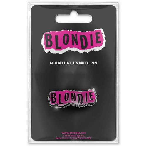 BLONDIE Punk Logo