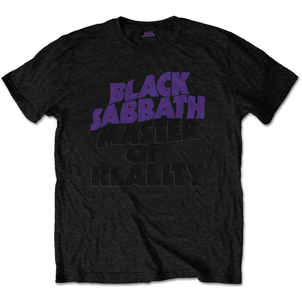 BLACK SABBATH Master Of Reality Album
