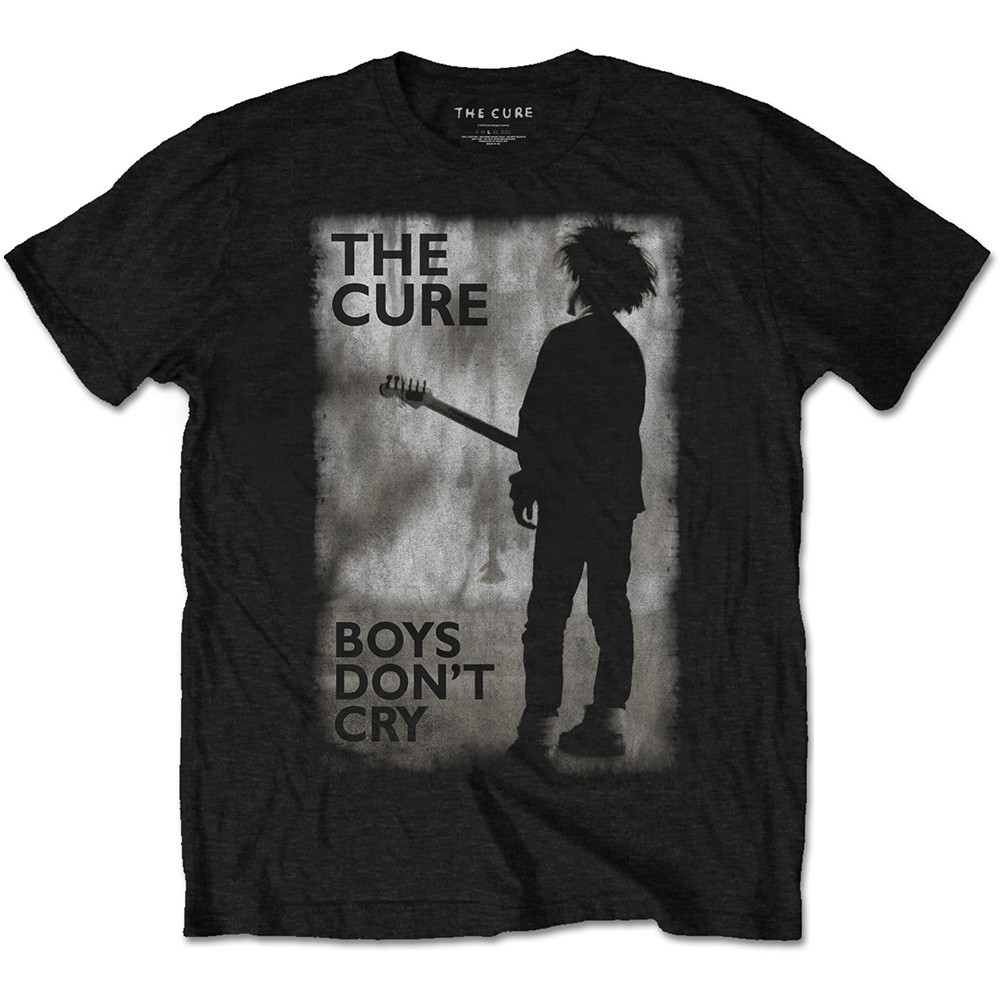 THE CURE Boys Don t Cry Black and White