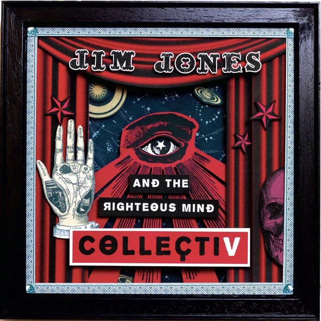 JIM JONES AND THE RIGHTEOUS MIND Collectiv
