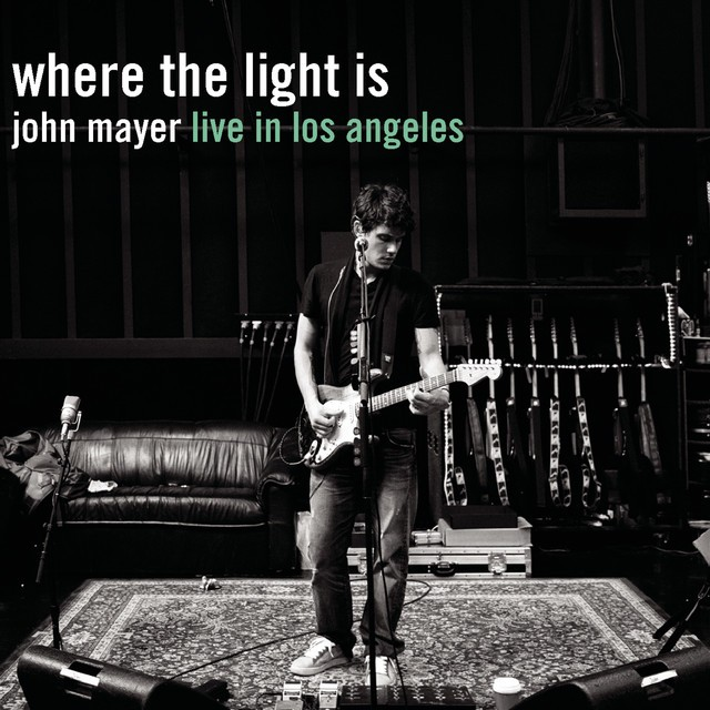 JOHN MAYER Where The Light Is Live In Los Angeles
