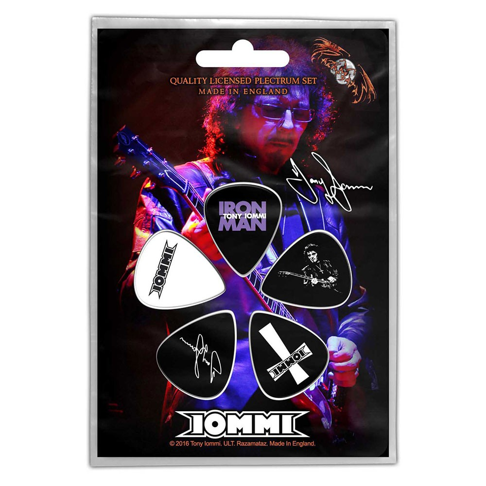 TONY IOMMI Iommi Pack