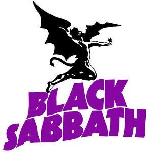 ok - logo black sabbath
