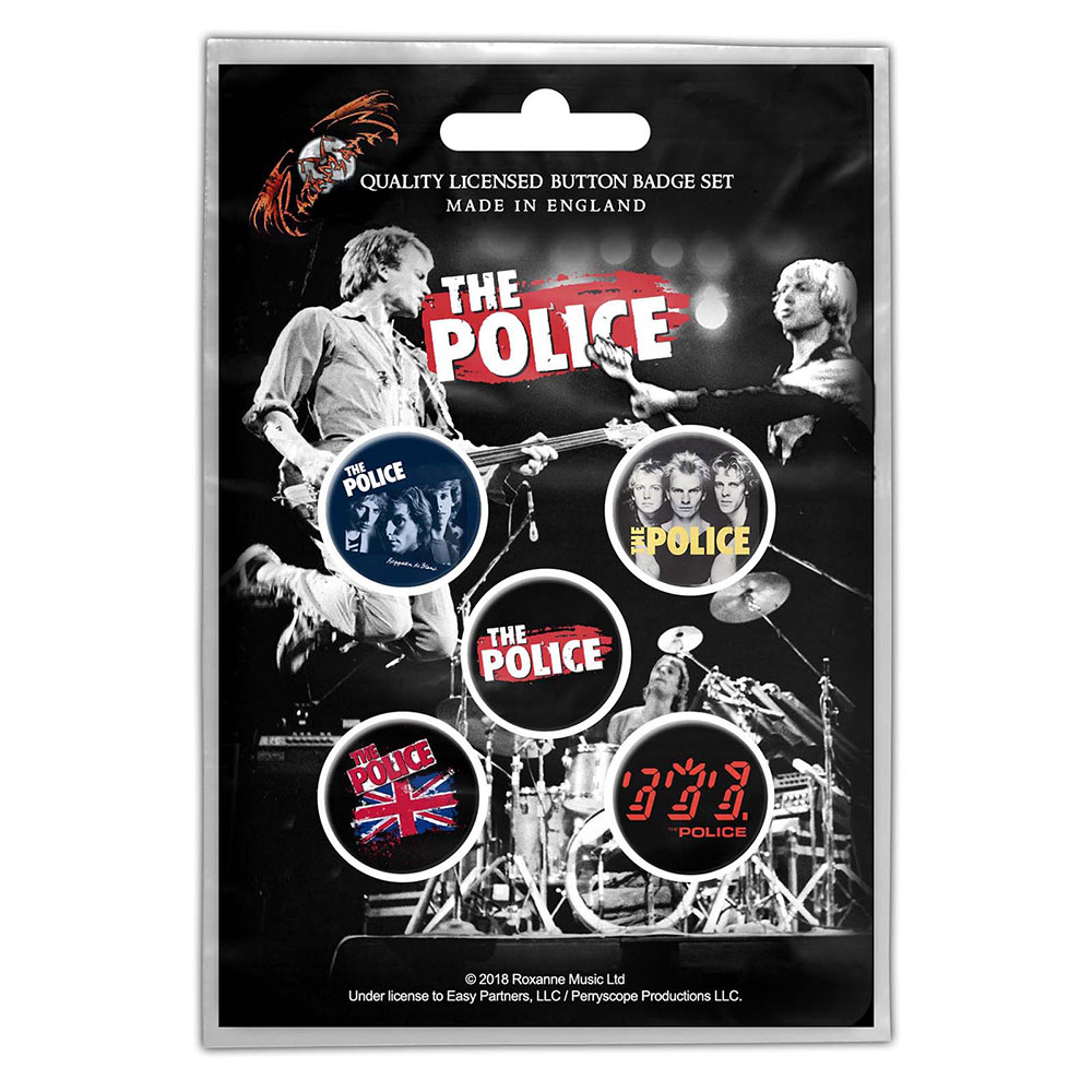 THE POLICE Various