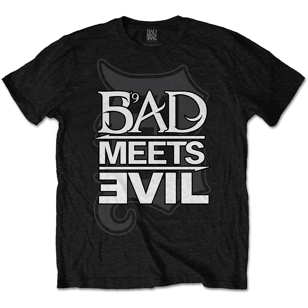 BAD MEETS EVIL Logo