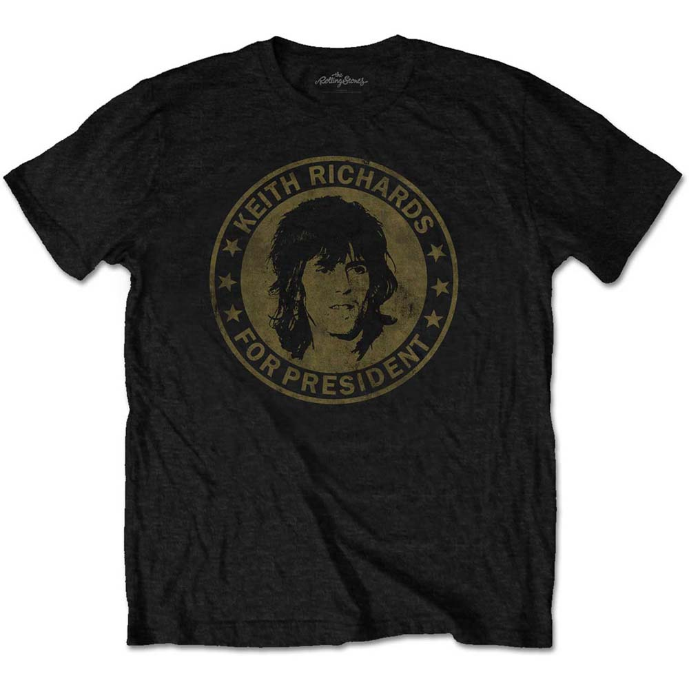 THE ROLLING STONES Keith For President