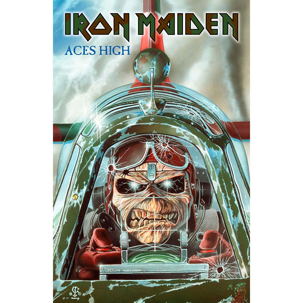 IRON MAIDEN Aces High