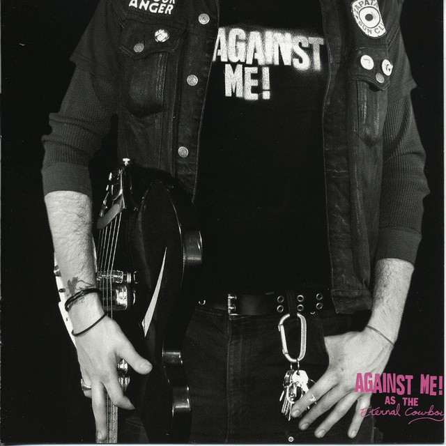 AGAINST ME As The Eternal Cowboy