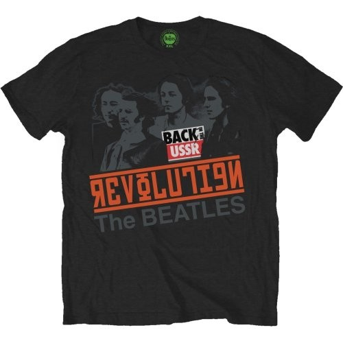 BEATLES THE Revolution Back In The Ussr