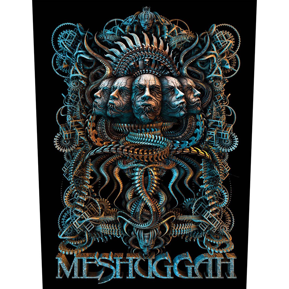 MESHUGGAH 5 Faces