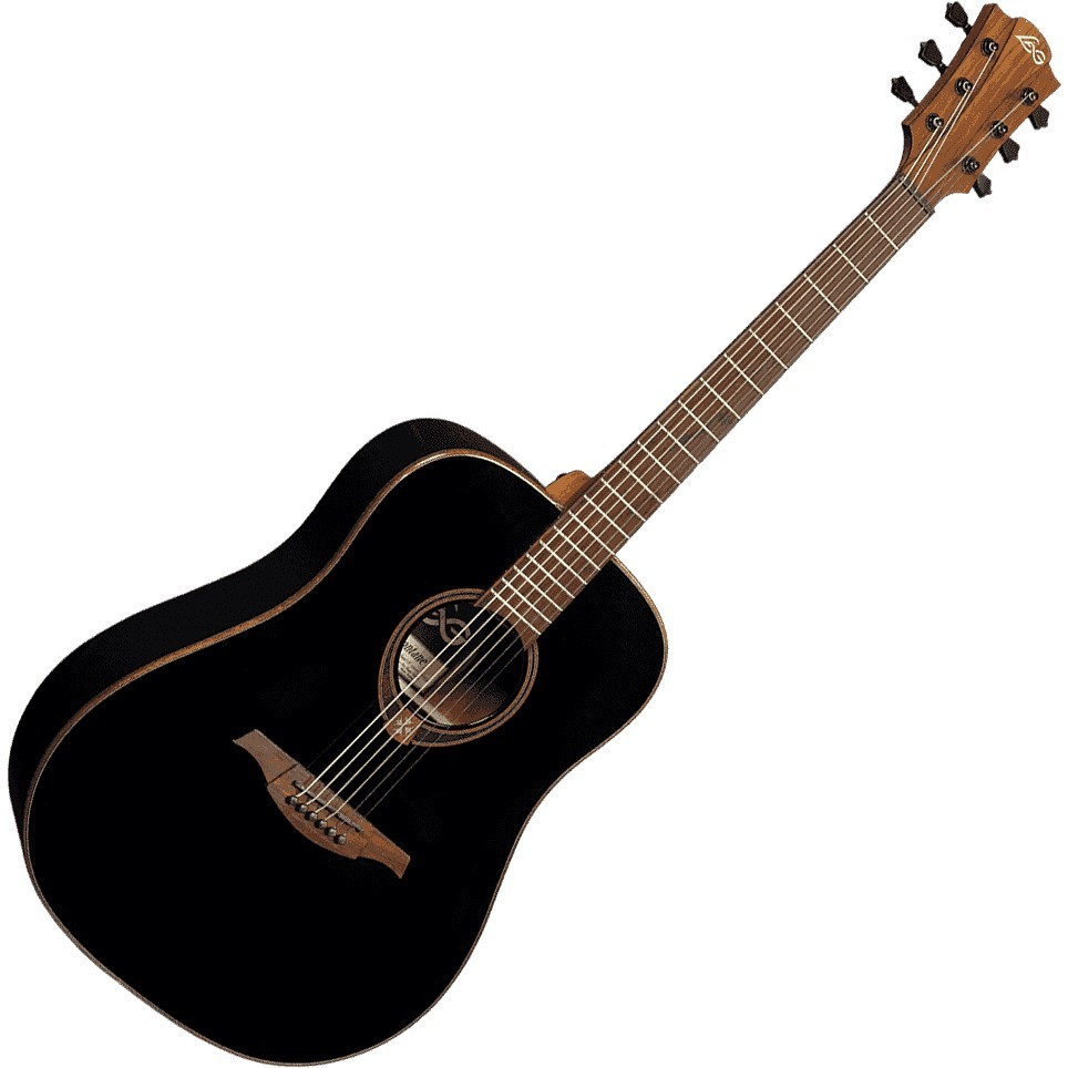 LAG Tramontane 118 Dreadnought Black