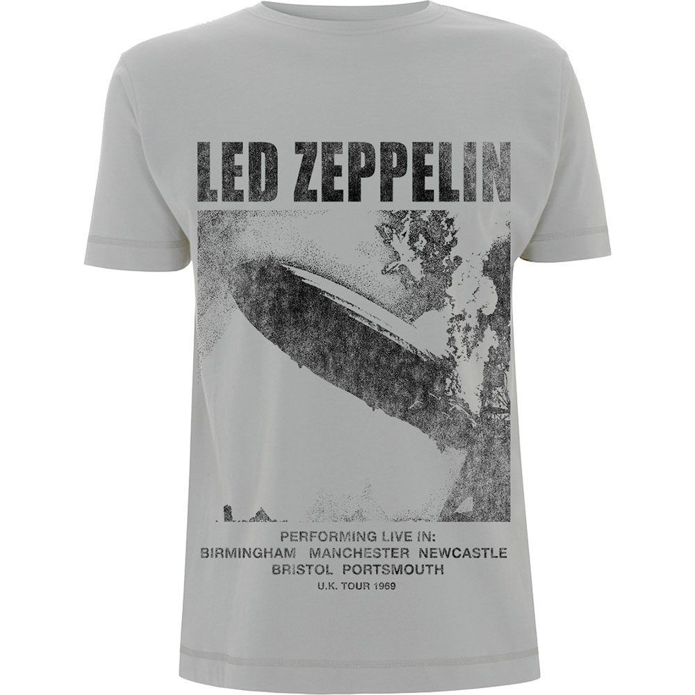 LED ZEPPELIN Uk Tour 69 LZ1